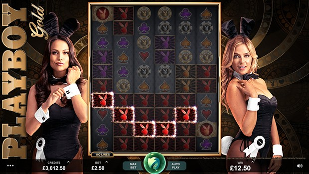 Playboy Gold Video Slot Microgaming